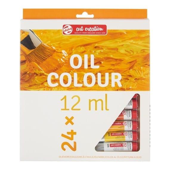 oil-colour-set